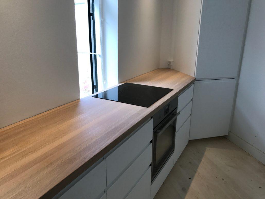 Køkken og gulv - Wood Inspire